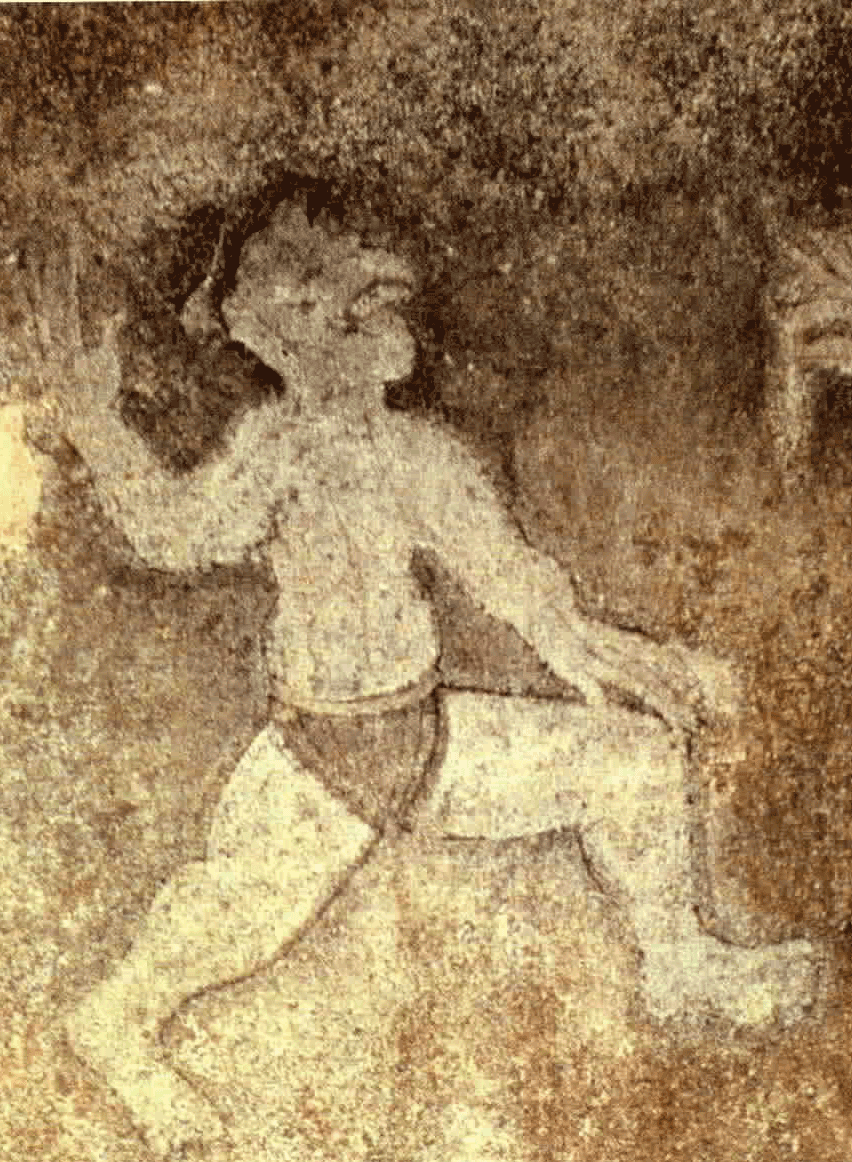 Ancient Korean Wall Painting